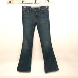 7 for all Mankind A pocket bootcut jeans 29